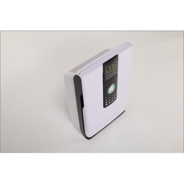 Activated carbon air cleaner with Photocatelyst filter with HEPA filter with humidifier with UV Lamp